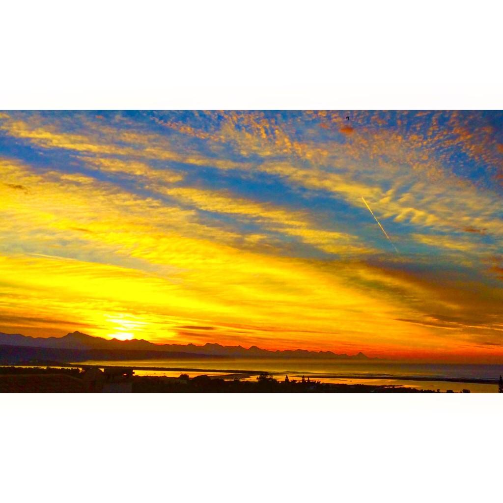 sunrise plett